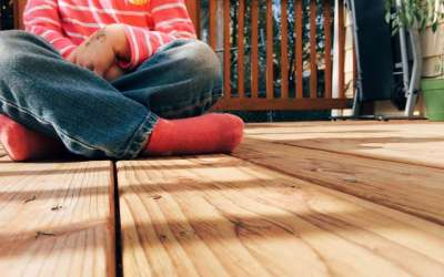 How to Get Rid of Pesky Mould and Mildew on Your Deck